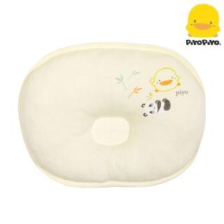 【Piyo Piyo 黃色小鴨】有機棉護頭枕