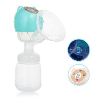 【JoyNa】智能電動2合1吸奶/催奶器 吸奶器 擠奶器 催奶(9檔調節功能)