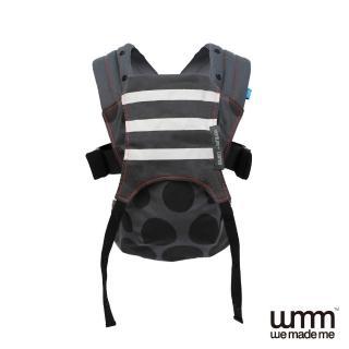 【WMM】Venture 輕旅揹帶 - 加大版(黑色瓢蟲)