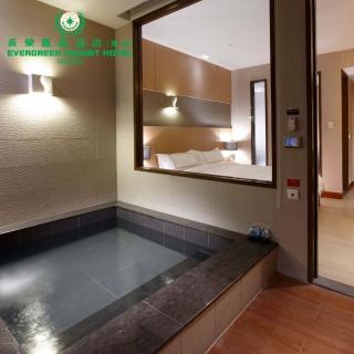 【長榮鳳凰酒店】平日高級/綠景湯屋+煙波亭雙人午茶券20ITF