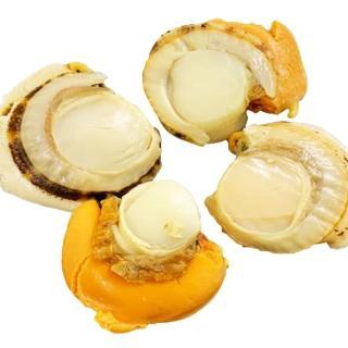 【RealShop 真食材本舖】北海道天然帆立貝 1kg/包