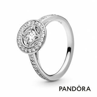 【Pandora官方直營】復古幾何戒指