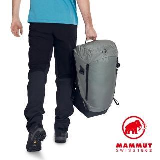 【Mammut 長毛象】Ducan 30L 輕量健行後背包 花崗岩 #2530-00320