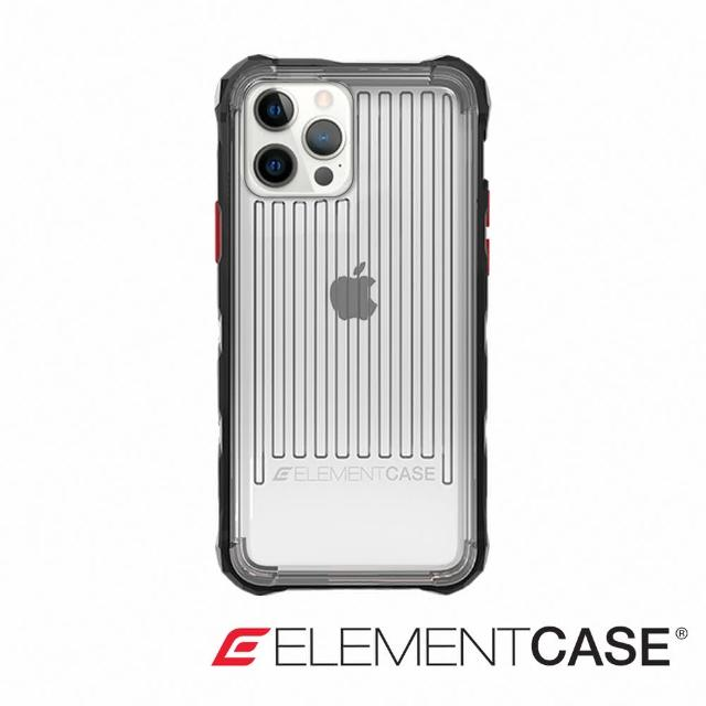 【Element Case】Special Ops iPhone 12 Pro Max(特種行動軍規防摔殼 - 透明)