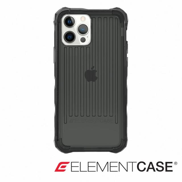 【Element Case】Special Ops iPhone 12 Pro Max(特種行動軍規防摔殼 - 透黑)