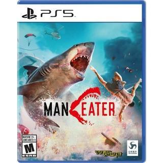 【SONY 索尼】PS5 預購12/24上市★《食人鯊》(中文版)