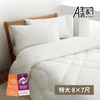 【Aaron 艾倫生活家】MIT 諾貝達卡文精裝蓄熱被(特大)