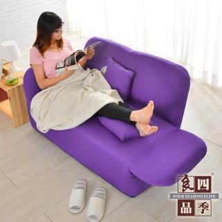 【四季良品】甜蜜戀人沙發床-加大型(台灣製造-出清)