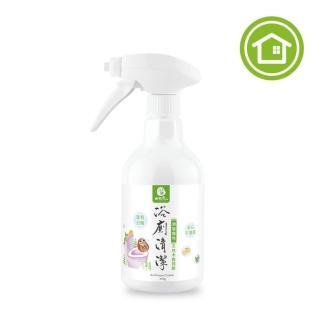 【木酢達人】天然木酢浴廁清潔噴霧350ml(水垢玻璃黃垢清潔溜溜)