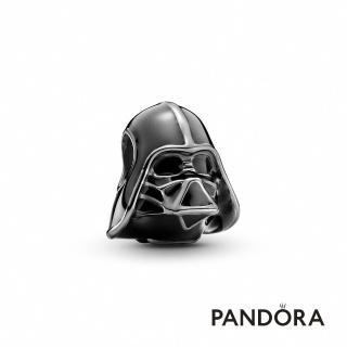【Pandora官方直營】星際大戰「黑武士」造型串飾/