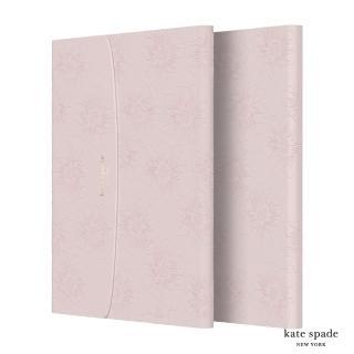 【KATE SPADE】iPad Air 10.9吋4代 iPad Pro 11吋 Envelope Folio 信封式側翻皮套 蜀葵花圖案 粉色