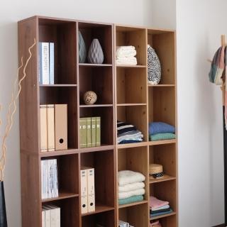 【EASY HOME】加厚五格直橫兩用收納櫃(白色)