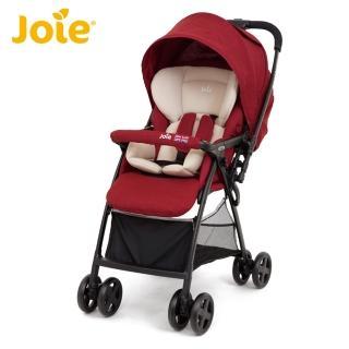 【Joie】float 輕量雙向嬰兒手推車-英國紅