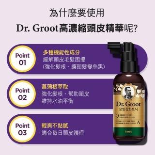 【Dr.Groot】養髮密帖強健髮根噴霧2入組-養髮噴霧80mlX2