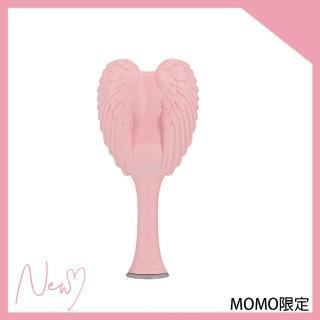 【總代理-Tangle Angel】霧面柔感天使梳-粉灰(王妃梳 天使梳 美髮梳 梳子)