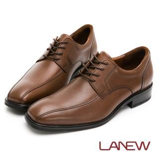 【LA NEW】經典小方頭紳士鞋 德比鞋(男20260385)