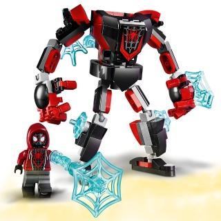 【LEGO 樂高】Marvel超級英雄系列 Miles Morales Mech Armor 76171 漫威 蜘蛛人(76171)