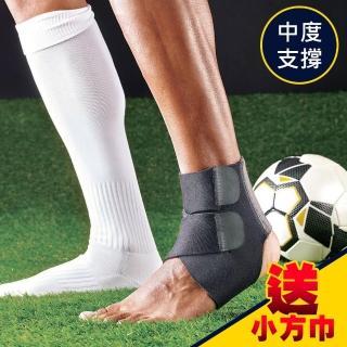 【3M】護多樂/可調式運動排汗型護踝 48635/運動護具(2入《送 攜帶型小方巾》)