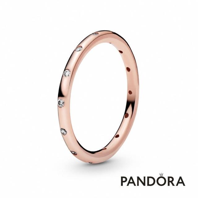 【Pandora官方直營】簡約璀璨戒指/