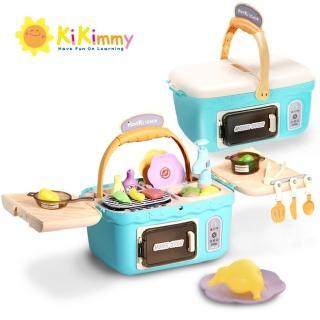 【kikimmy】歐式手提野餐小廚具(23pcs)