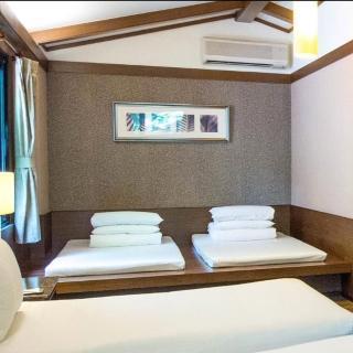 【YOUBON】三峽大板根森林溫泉酒店-板根四人房住宿券含早餐(含森林入園門票+露天溫泉SPA)