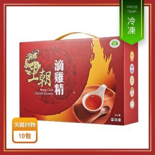 【王朝】美麗四物滴雞精(10入/盒)