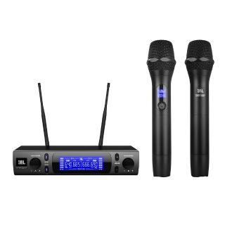 【JBL】VM300(雙通道UHF無線麥克風/KTV/歡唱/家庭娛樂)