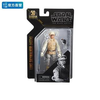 【STAR WARS 星際大戰】黑標系列(6吋人物組 精選系列 路克 F0961)