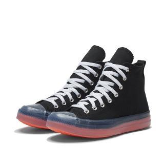 【CONVERSE】CTAS CX HI 高筒 透明 果凍底 舒適 休閒鞋 男女 黑(167809C)