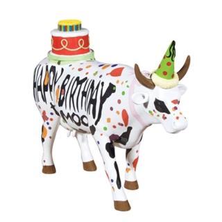 【富邦藝術基金會】2021限量藝術牛:祝你生日快樂