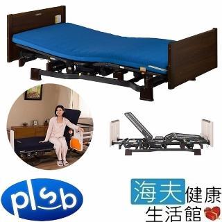 【海夫健康生活館】勝邦福樂智 Miolet II 妙樂 3馬達 居家電動 照護床 標配 木頭板