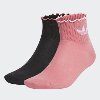 【adidas官方旗艦館】短筒襪