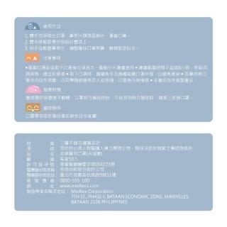 【美德】一級醫用口罩50入(忙day藍/森七紅/喜金a三色任選/未滅菌)