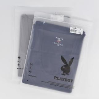 【PLAYBOY】日本窩流枋木代爾零著感背心-台灣製造(單件-黑色/丈青/紳藍/土耳其藍/中灰)