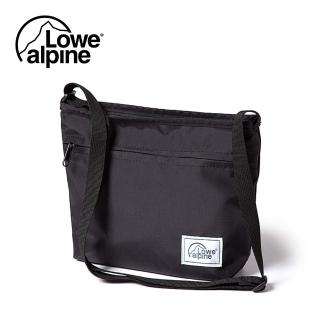【Lowe Alpine】Adventurer Shoulder Mini 日系款肩背包 黑色 #LA04