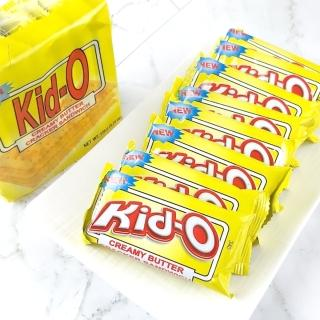 【Kid-O日清】三明治餅乾-奶油/檸檬/巧克力口味三款任選(120g)