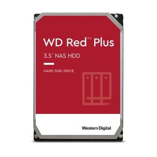 【WD 威騰】紅標PLUS 3TB NAS專用 3.5吋 SATA硬碟(WD30EFZX)