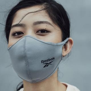 【REEBOK官方旗艦館】口罩 三入裝 男/女(HA0432)