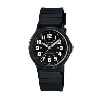 【CASIO 卡西歐】MQ-71 極簡時尚簡約數字指針手錶