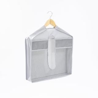 【生活工場】【618品牌週】日常衣架吊式收納袋