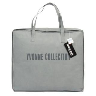 【Yvonne Collection】北極熊雙人四季被_6x7呎(水波綠)