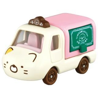 【TOMICA】Dream TOMICA 角落小夥伴 貓咪小貨車(小汽車)