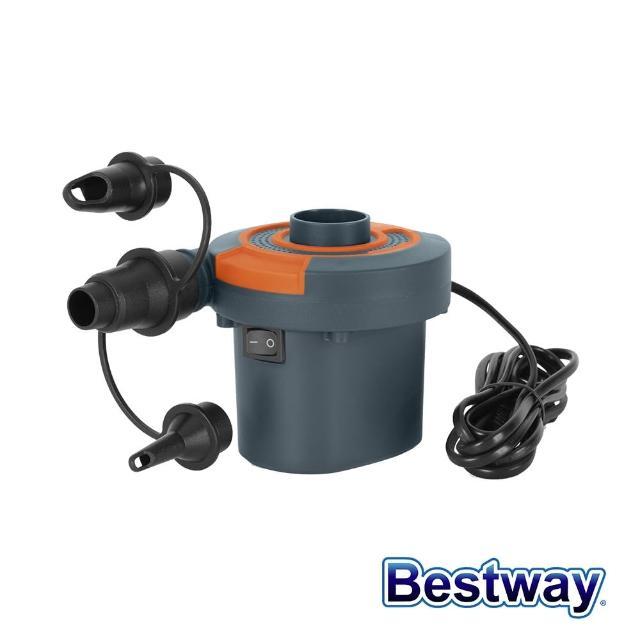 【BESTWAY】Bestway。插電式電動打氣機