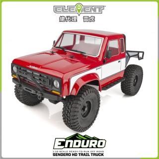 【Element RC 元素遙控】Enduro Sendero HD 1/10 四驅半卡攀岩車 40105(攀岩車)