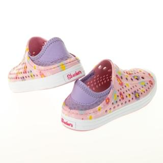 【SKECHERS】女童涼拖鞋系列 GUZMAN STEPS(302114LPNK)