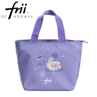 【Frii 自由】萬用便當袋-獨角獸亮紫Dreamworld(樂寶官方 獨家商品)