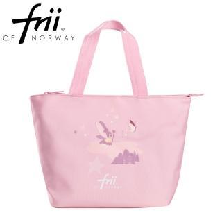 【Frii 自由】萬用便當袋-蝴蝶粉Butterflies(樂寶官方獨家Frii便當袋)