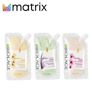 【MATRIX 美奇絲】深層修護髮膜100ml(山茶花/極潤水感/蘭花持色)