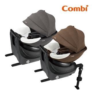 【Combi】Culmove Smart 紳色灰/爵色棕