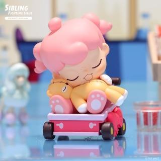 【POPMART 泡泡瑪特】MIGO兄妹大作戰系列公仔盒玩(12入隨機款)